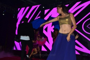 Actress Malvika Raaj Dance Performance at Jayadev Audio Release Stills
