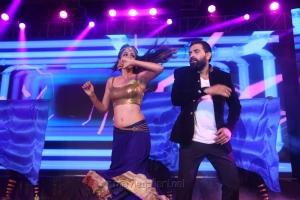 Actress Malvika Raaj Dance Performance at Jayadev Pre-Release Event