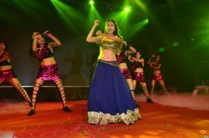 Actress Malavika Raaj Dance Performance at Jayadev Pre-Release Event