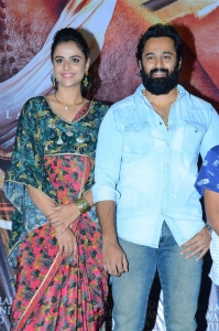 Prachi Tehlan, Unni Mukundan @ Mamangam Movie Press Meet Stills