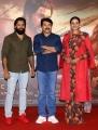 Unni Mukundan, Mammootty, Prachi Tehlan @ Mamangam Movie Trailer Launch Stills