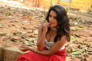Mamatha Ravath Hot Images @ Maro Drushyam Movie Opening