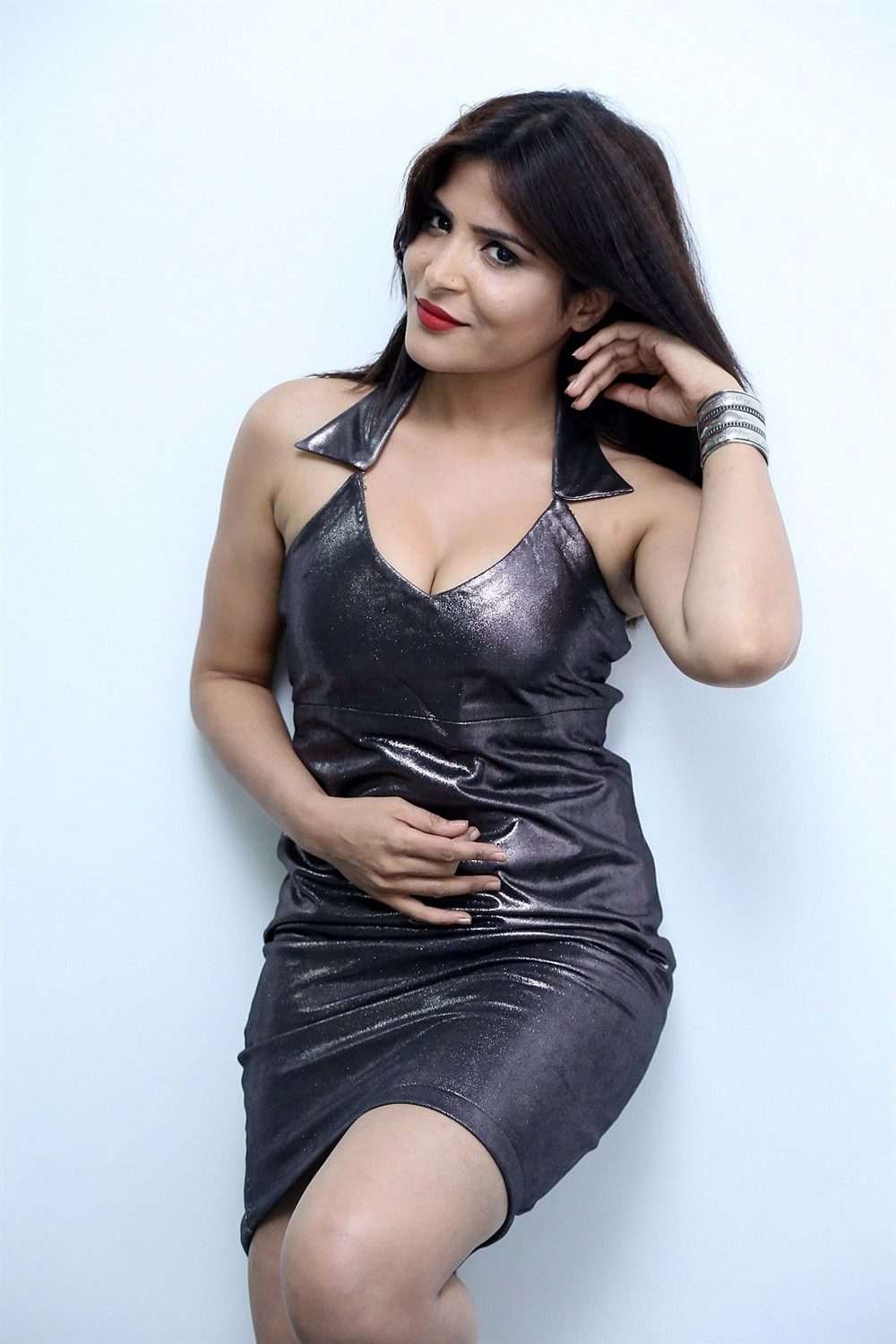 Mamta Choudhary Hot Pics @ Pellante Movie Launch