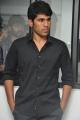 Allu Sirish @ Mana Madras Kosam Fundraising by Telugu Film Stars Press Meet