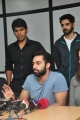 Allu Sirish, Navdeep @ Mana Madras Kosam Fundraising by Telugu Film Stars Press Meet