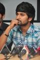 Nani @ Mana Madras Kosam Fundraising by Telugu Film Stars Press Meet