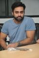 Navdeep @ Mana Madras Kosam Fundraising by Telugu Film Stars Press Meet