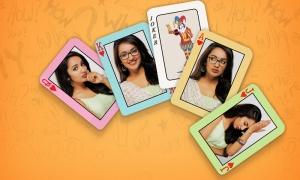 Tejaswi Madiwada in Mana Mugguri Love Story Web Series Images