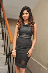 Actress Manjula Rathod Black Tight Dress Images