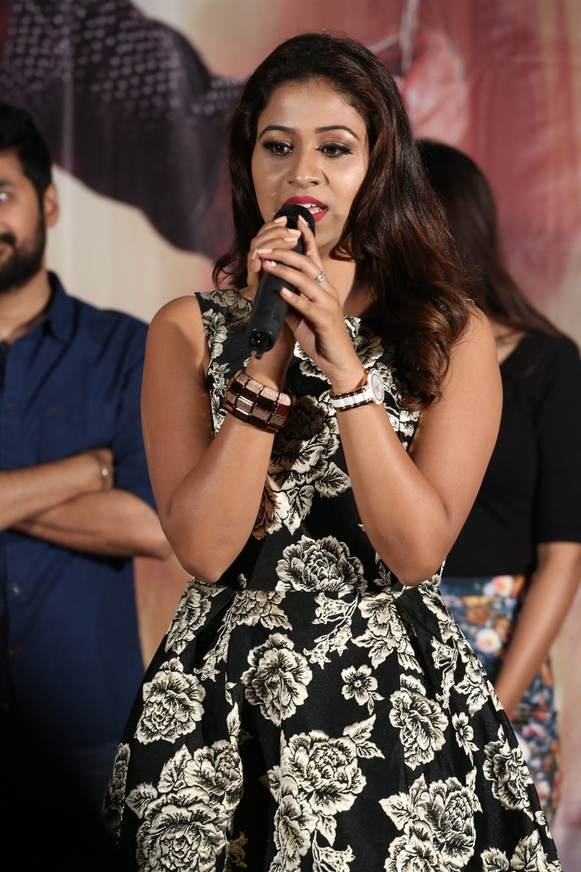 Telugu Actress Manali Rathod Stills @ Howrah Bridge Teaser Launch