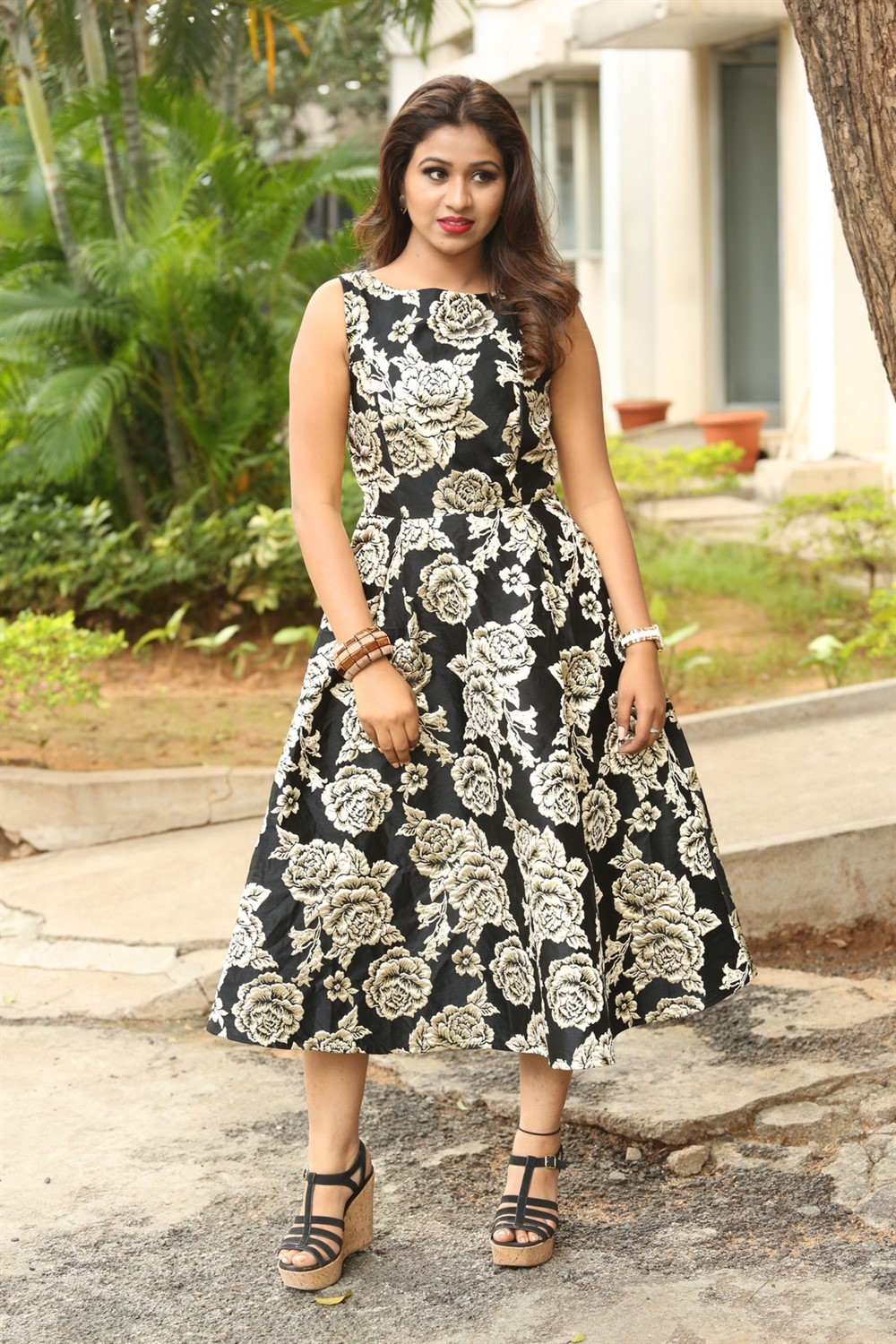 Actress Manali Rathod Stills @ Howrah Bridge Teaser Launch