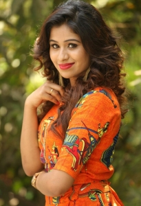 Actress Manali Rathod Pics @ O Sthree Repu Raa Success Meet