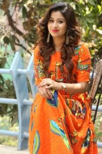 Actress Manali Rathod Photos @ O Sthree Repu Raa Success Meet