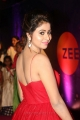 Actress Manali Rathod Pics in Red Long Skirt @ Apsara Awards 2018