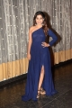 Telugu Actress Manali Rathod Blue Dress Pics