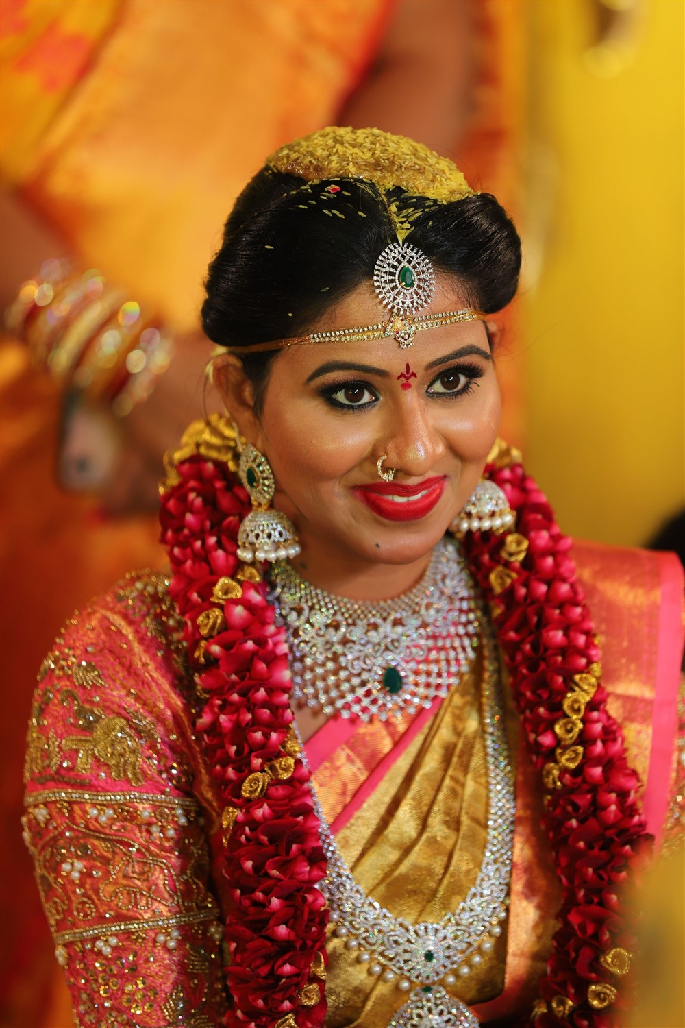 Actress Manali Rathod Wedding Photos