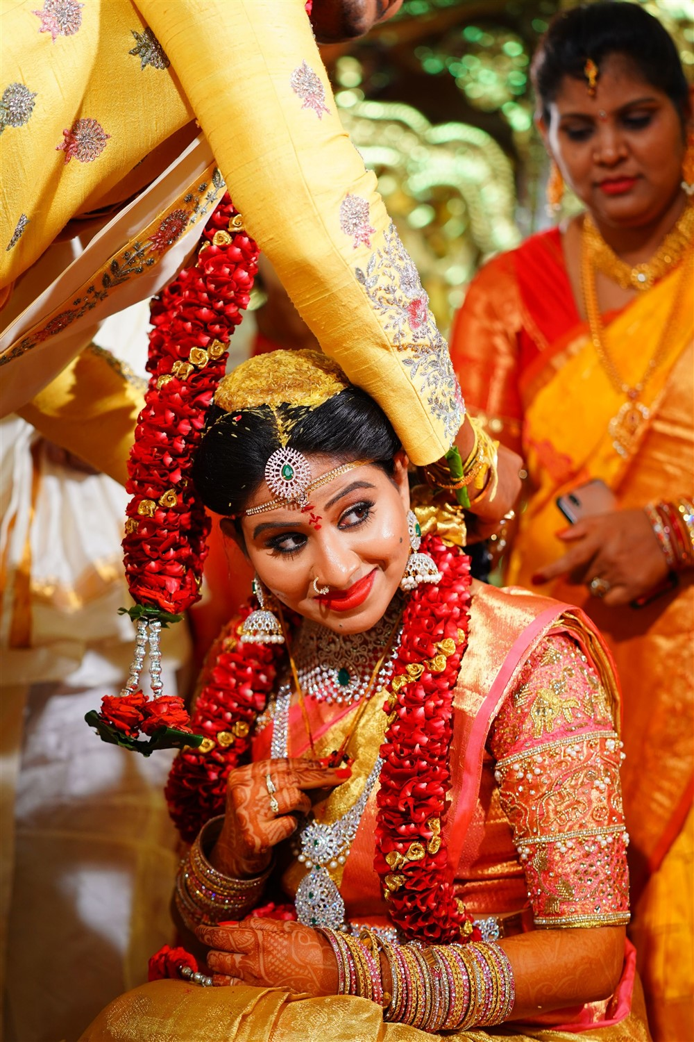 Telugu Actress Manali Rathod Wedding Photos