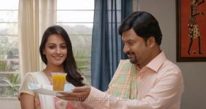 Anitha, RP Patnaik in Manalo Okkadu Movie Photos