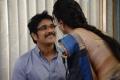 Shriya, Nagarjuna in Manam Movie Latest Stills
