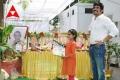 Nagarjuna at Manam Telugu Movie Opening Photos