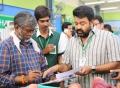 Chandra Sekhar Yeleti, Mohanlal @ Manamantha Movie Working Stills