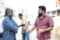 Chandra Sekhar Yeleti, Mohanlal @ Manamantha Movie Working Stills