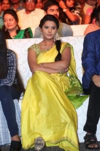 Actress Manasa Photos @ Savitri Audio Release