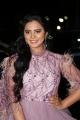 Actress Manasa Himavarsha Latest Photos @ Filmfare Awards South 2018