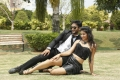 Manoj Nandam, Priya Singh in Manasainodu Movie Stills
