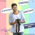 Actor Sundeep Kishan as Suraj in Manasuku Nachindi Movie Character Poster