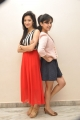 Richa Panai, Disha Pandey @ Manasunu Maaya Seyake Movie Press Meet Stills