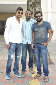 Prince, Sethu @ Manasunu Maaya Seyake Movie Press Meet Stills