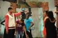 Prince, Disha Pandey in Manasunu Maya Seyyake Shooting Photos