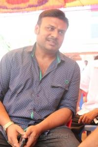 Prabhu Solomon at Manathil Maayam Seithaai Movie Launch Stills
