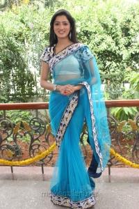 Actress Richa Panai at Manathil Maayam Seithaai Movie Launch Stills