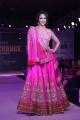 Lakshmi Prasanna walks the ramp @ Teach for Change Fashion Show