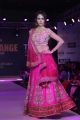 Manchu Lakshmi Prasanna walks the ramp @ Teach for Change Fashion Show