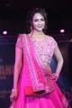 Actress Manchu Lakshmi Prasanna walks the ramp