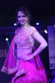 Manchu Laxmi Prasanna Ramp Walk @ Teach for Change Fashion Show