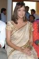Actress Manchu Laxmi Prasanna Latest Hot Saree Photos