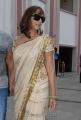 Actress Lakshmi Prasanna Saree Photos at Gundello Godari Success Meet