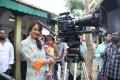 Ariaana at Manchu Vishnu New Movie Launch Photos