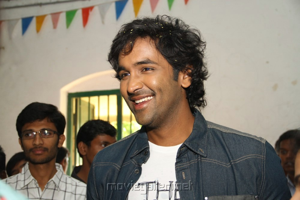 Actor Manchu Vishnu New Movie Opening Photos