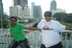 Yuvan, Krishnudu in Mango Telugu Movie Stills
