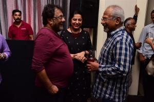 Prathap Pothen, Maniratnam & Suhasini launches Leap Wellness Studio Indoor Golf @ Park Hyatt Chennai