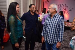 Maniratnam & Suhasini launches Leap Wellness Studio Indoor Golf @ Park Hyatt Chennai