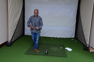 Launch of Leap Wellness Studio and Indoor Golf at Park Hyatt Chennai