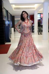 Actress Manisha Yadav Stills at Oru Kuppa Kadhai Audio Launch