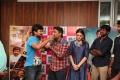 Manithan Movie Audio Release @ 93.5 Suryan FM