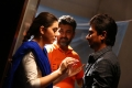 Hansika, Ahmed, Udhayanidhi @ Manithan Movie On Location Photos